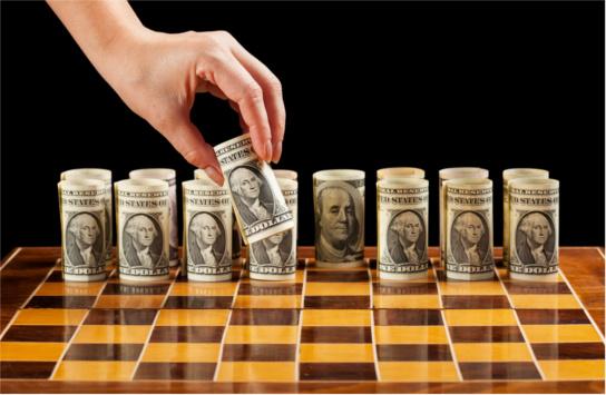 5 tipos de estrategias de marketing de mayor a menor riesgo