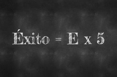 Éxito = Las 5 E