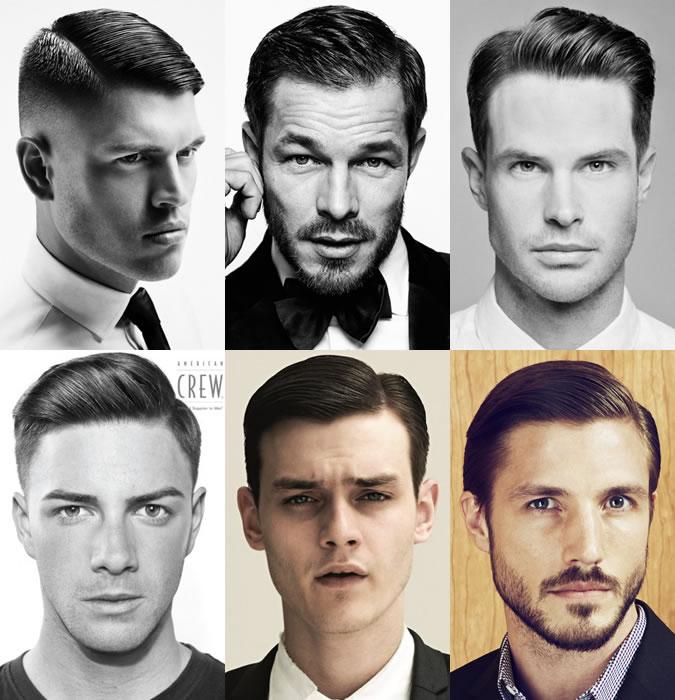 estilos de cabello para ejecutivos