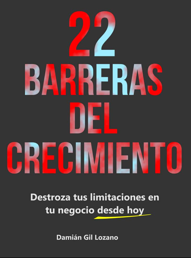 22 barreras - portada de reporte